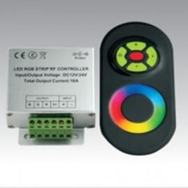 Controlador para tira RGB 12-24V 6A