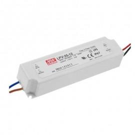 Driver para tira LED 12V/3.0A 35W