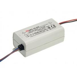 Driver para tira LED 12V/48V 350mA 16W