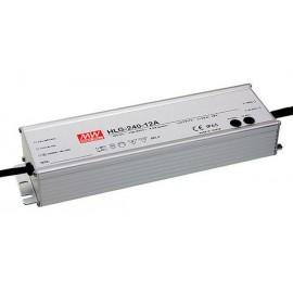 Driver para tira LED IP67 SALIDA CORRIENTE 24V / 10A 240W