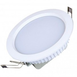 DOWNLIGHT LED ARCADE 24W REDONDO BLANCO