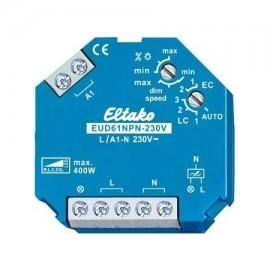 Eltako EUD61NPN-230V Regulador de luz universal
